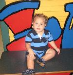 Ian at Austin Children's Museum